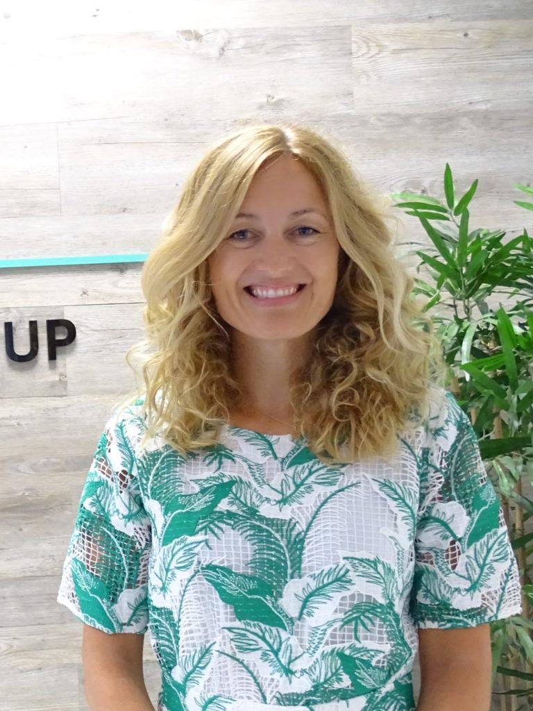 Iria Vázquez-Palacios | Directora de Gestión de Talento y Empleabilidad