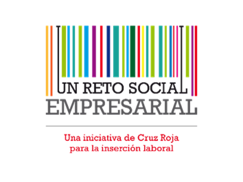 Logo reto social empresarial