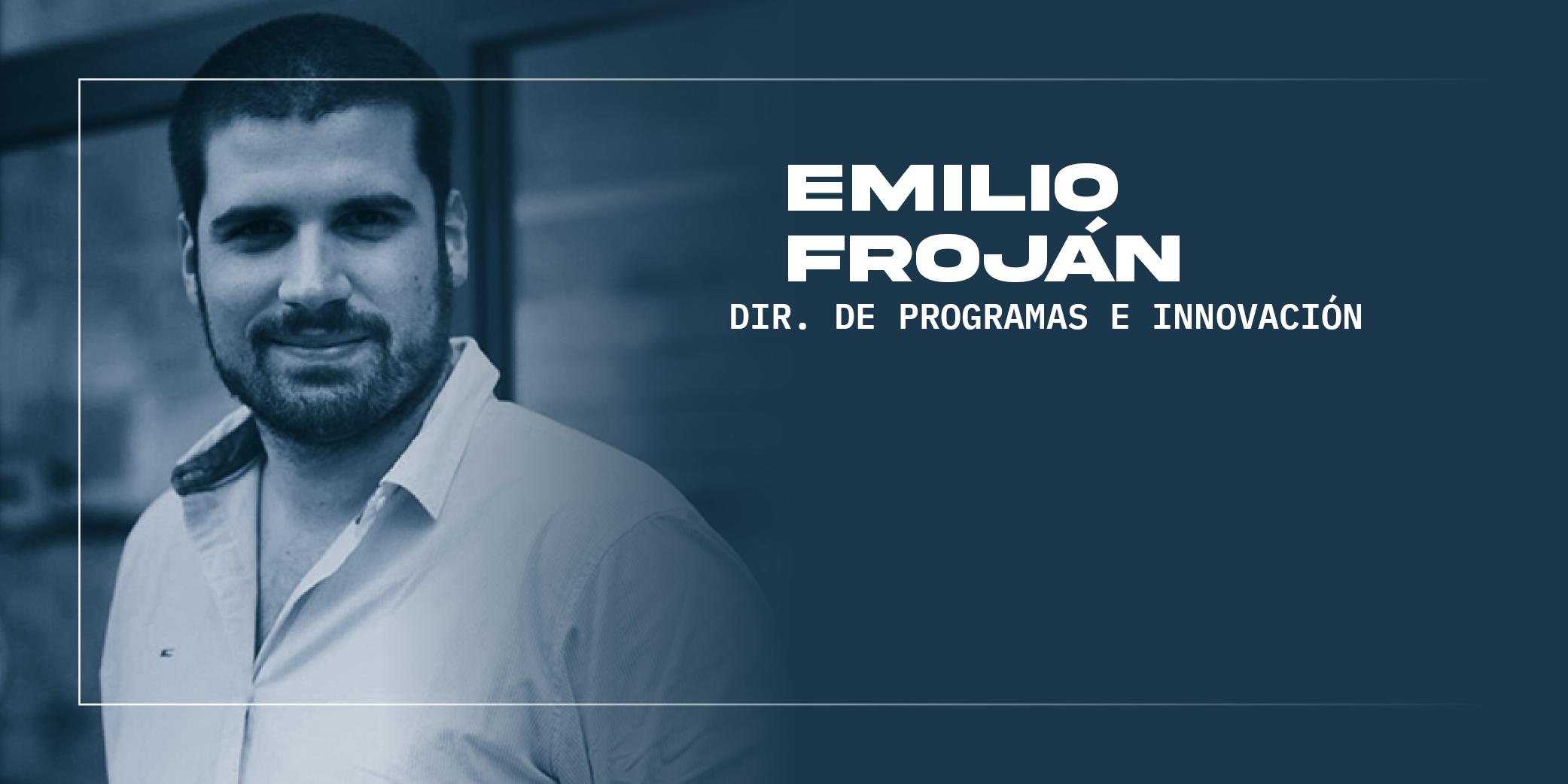 Presentación IGATA Emilio Froján