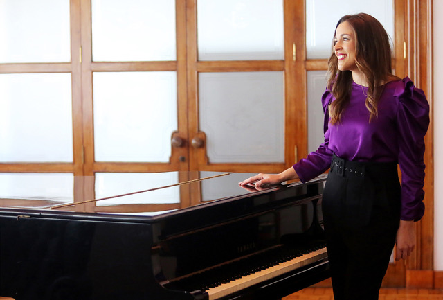 entrevista Andrea González pianista