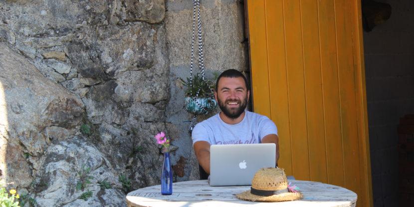 Entrevista a Edo Sadiković, co-fundador de Sende