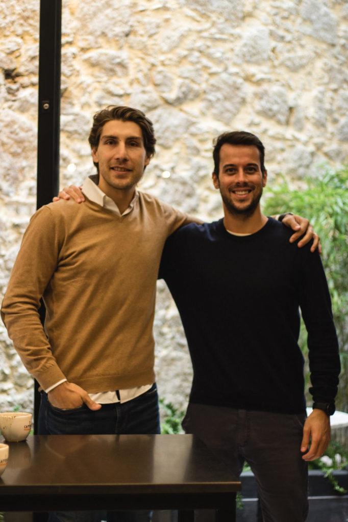 entrevista Ziba, Javier y Augusto