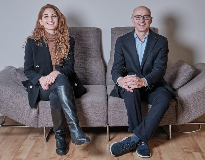 Juan Luis Castro y Laura Vergara Castrosua