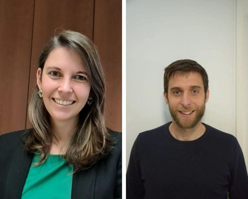 programa mentoring IGATA Lucía y Emilio