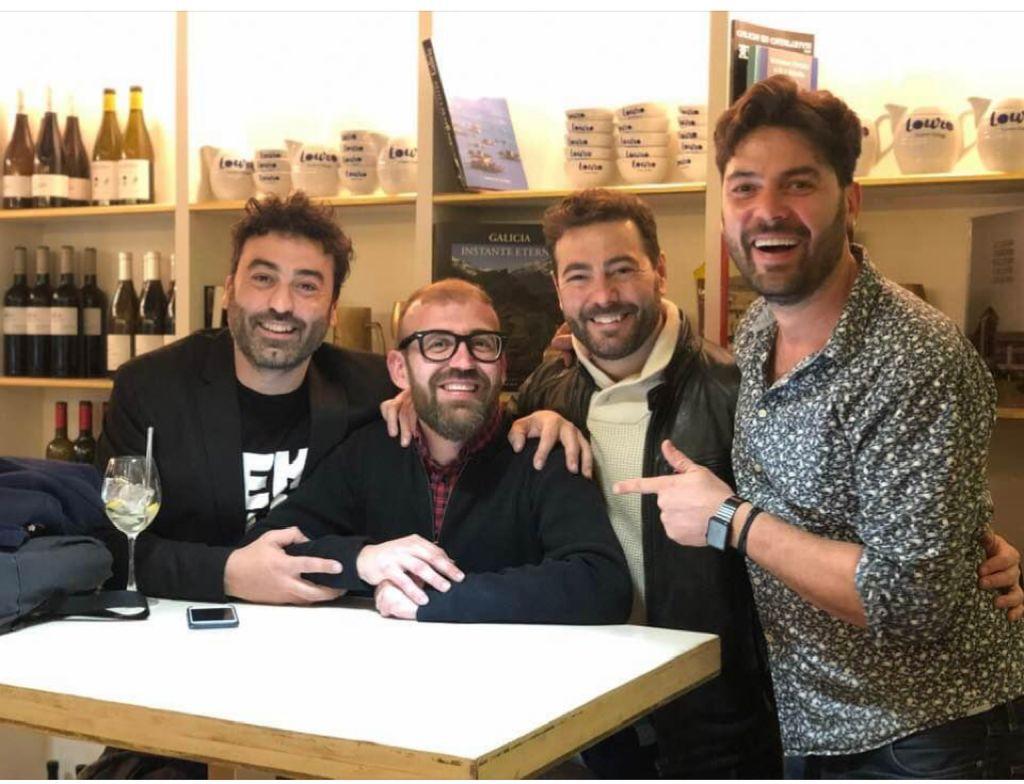 Eduardo Armas restaurante
