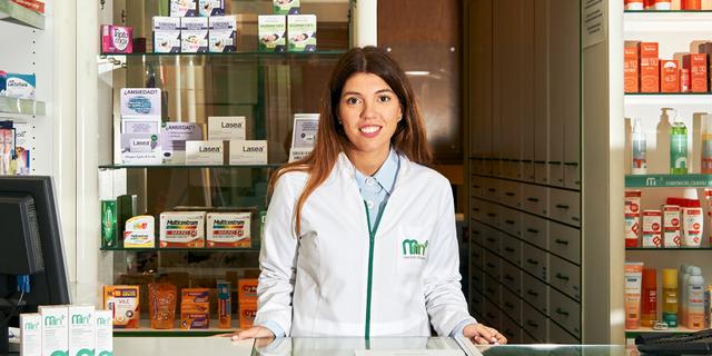 Marta Mosquera farmacia